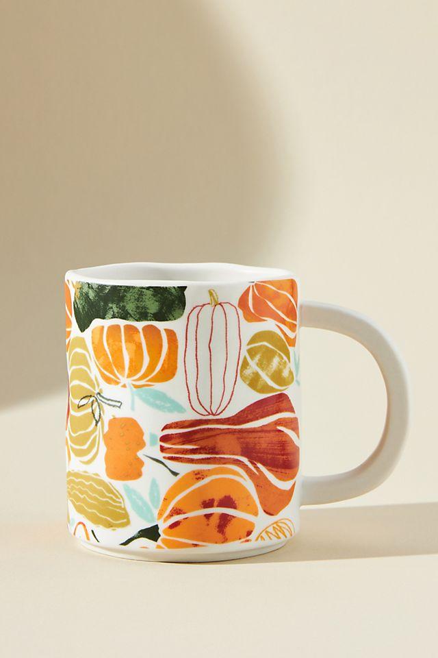 Pumpkin Harvest Mug $14.00