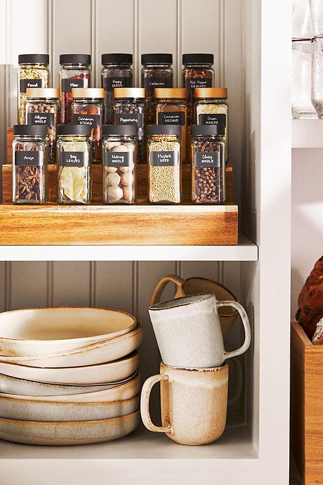 Neat Method Spice Jars, Set of 10 $38.00
