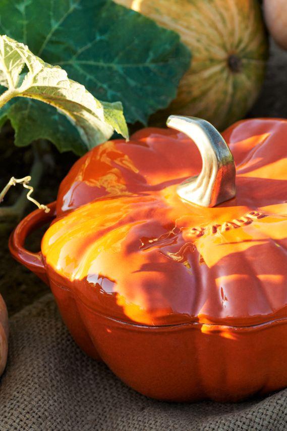 Pumpkin-Shaped Mug $14.00