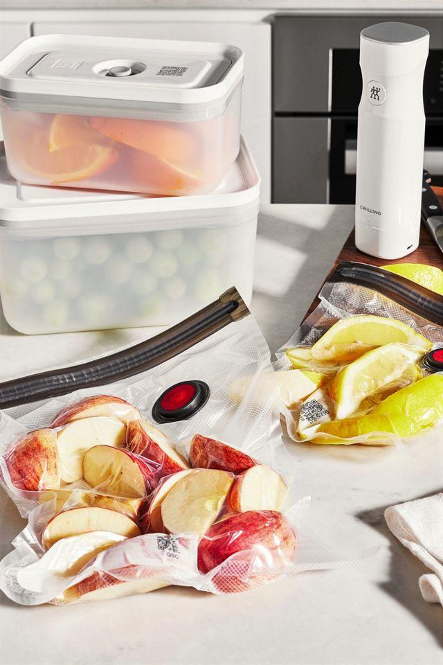 ZWILLING Fresh & Save Vacuum Food Storage 7 Piece Plastic Set $99.95