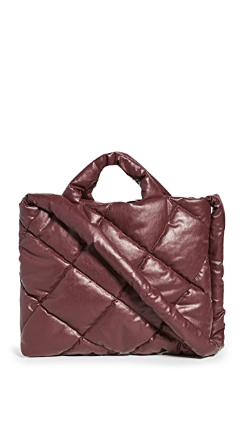 KASSL Bag Small Oil Quilted Bag $276.00