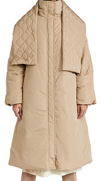 Saks Potts Clara Coat $1,074.00