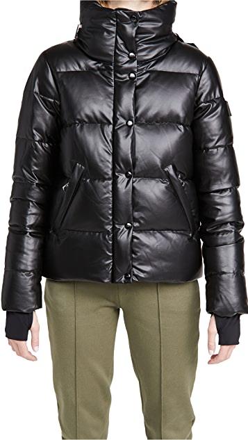 SAM. Vegan Leather Isabel Jacket $495.00
